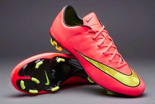 Nike Mercurial veloce II FG football boots