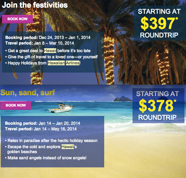 Hawaiian Airlines Aadvantage