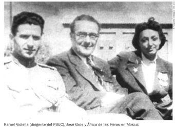 Espías españolas: África de las Heras