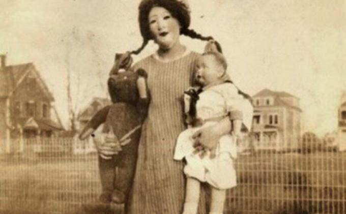 Inilah Foto Menyeramkan Sepanjang Sejarah yang Tertangkap Kamera