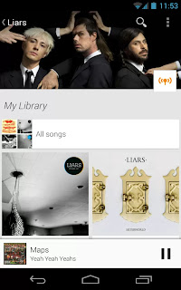 Google Play Music v5.1.1107K.753159