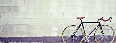 Couverture pour facebook byciclette