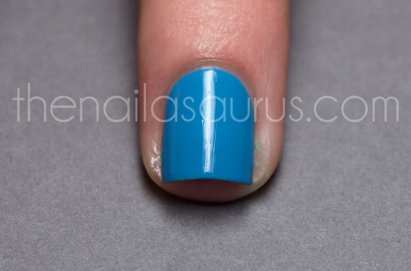 Laser Nail Art Tutorial from The Nailasaurus