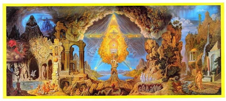 Espiritualidad Cosmica Mundial