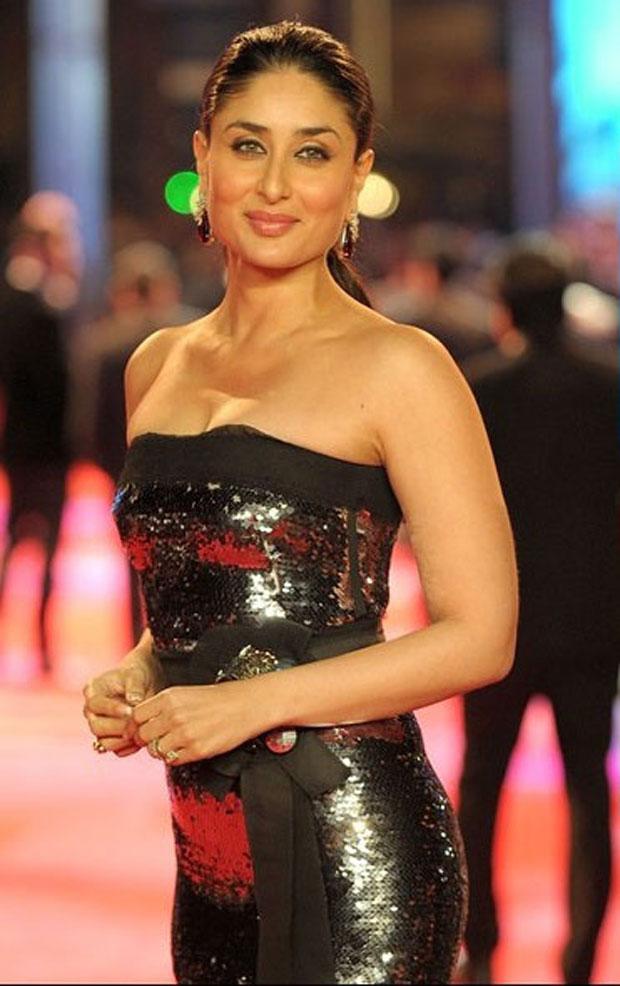 Kareena Kapoor In Sleeveless Black Dress HD Wallpaper ...