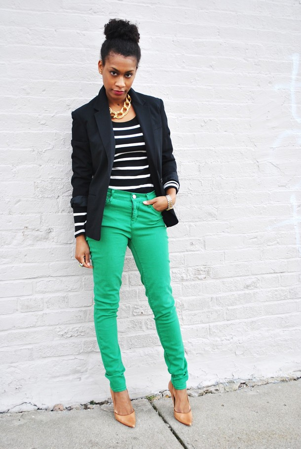 Lastest Outfit Day To Night With Army Green Pants