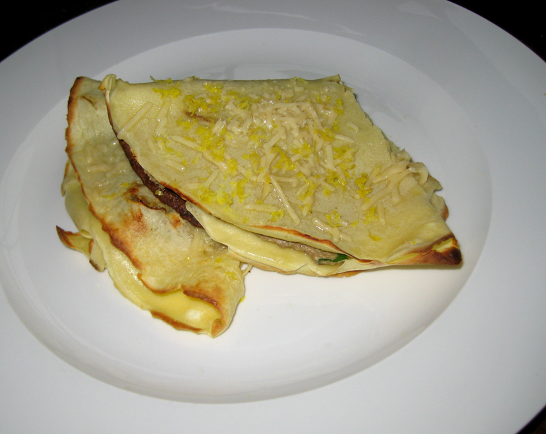 Crepes with chicken liver easy crepe recipe for Baked chicken liver recipes