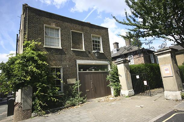 The Glebe House ? a converted Georgian coach house in Clapham