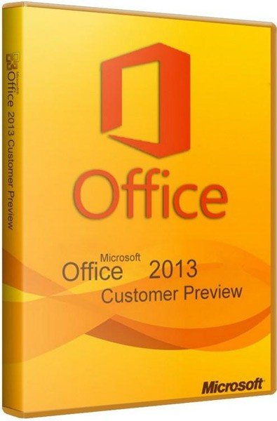 Microsoft Office Professional Consumer Preview
