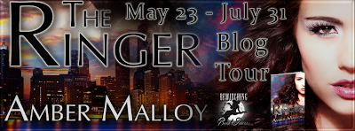 Spotlight Blog Tour Review: The Ringer by Amber Malloy