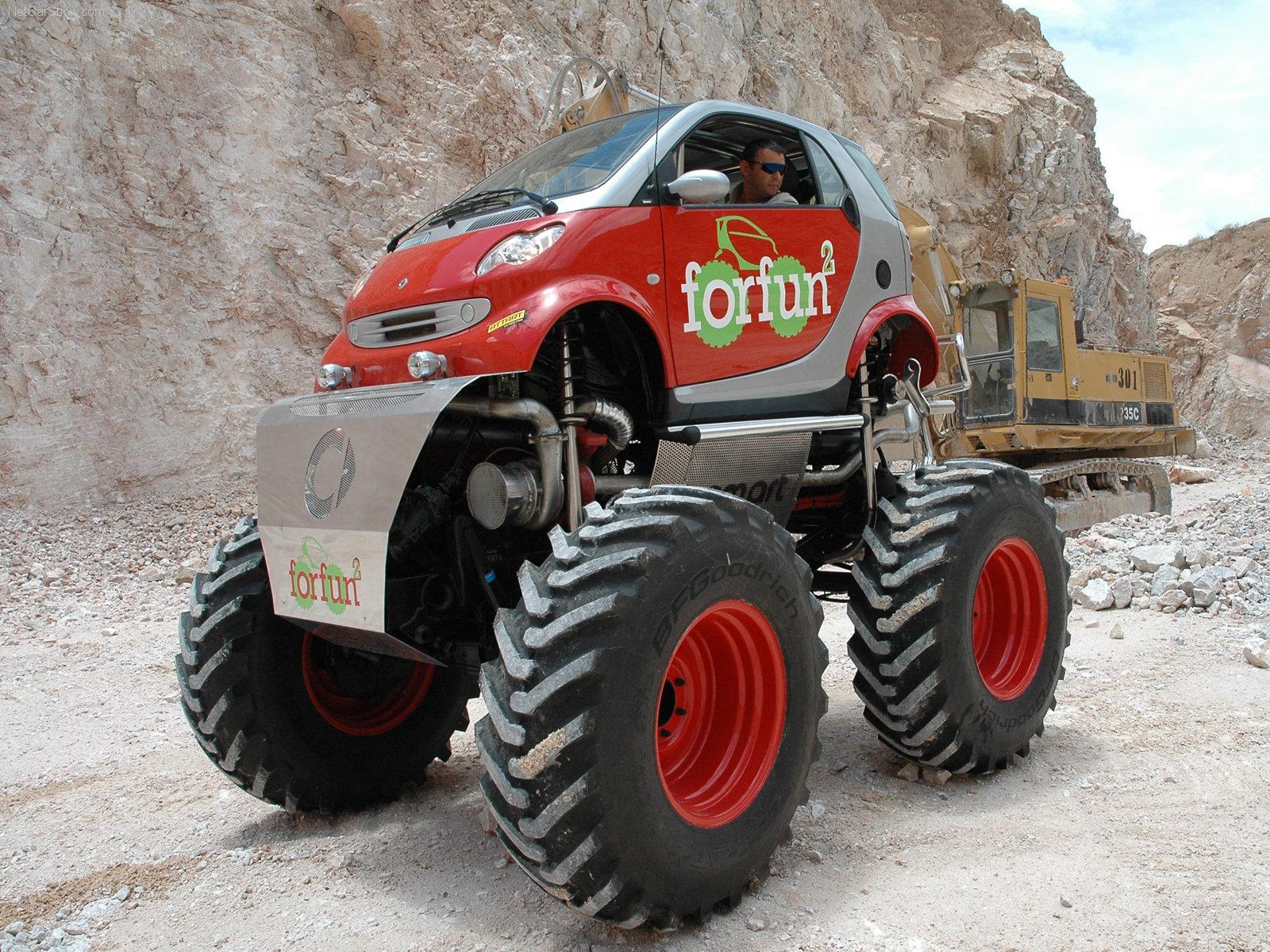 Hình ảnh xe ô tô Smart forfun2 2006 & nội ngoại thất