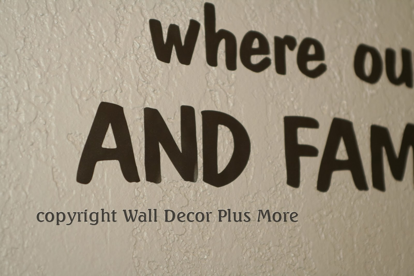 decorating with wall vinyl you can apply wall stickers to