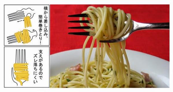 how to eat spaghetti etiquette
