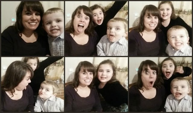 mommy selfie stick