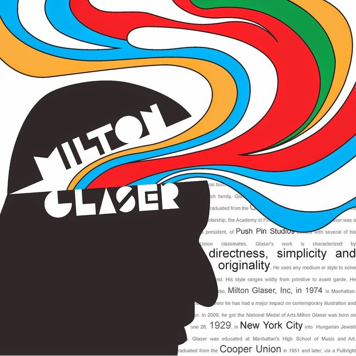 animopus interviews with graphic design legend milton glaser