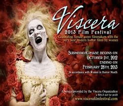Laughing Vixen Lounge Is A Proud Sponsor Of The 2013 Viscera Film Festival