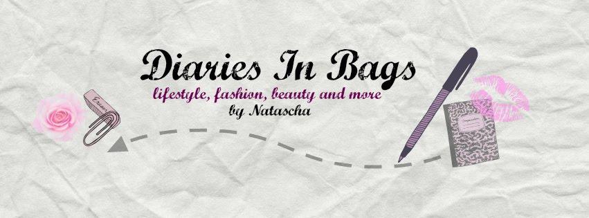 Diaries In Bags
