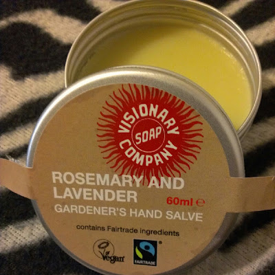 Rosemary and Lavender Gardener's Hand Salve Visionery review