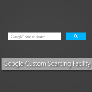 5 reason to use Google custom search engine tool for your website