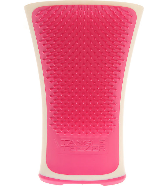 aqua tangle teezer, aqua brush tangle teezer,