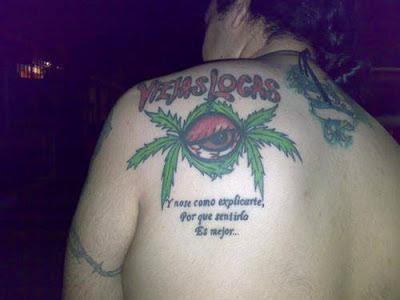 Tatuaje de Viejas Locas