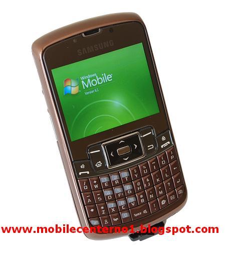 Samsung B7320 OmniaPRO Mobile