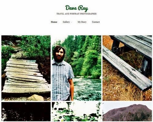Make Free Photography WordPress Theme