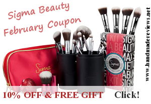 Sigma Makeup Coupon Codes