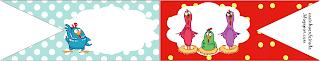 kit festa galinha pintadinha para imprimir grátis