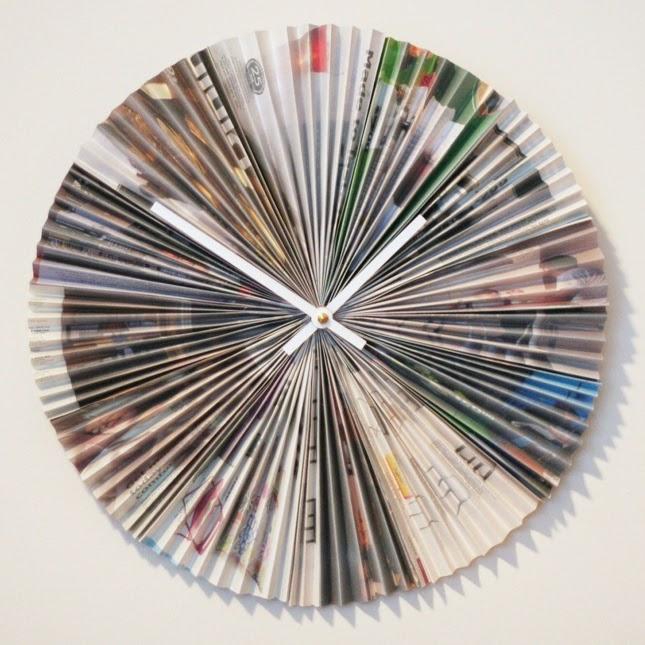 Nuevas Ideas para Reciclar Revistas
