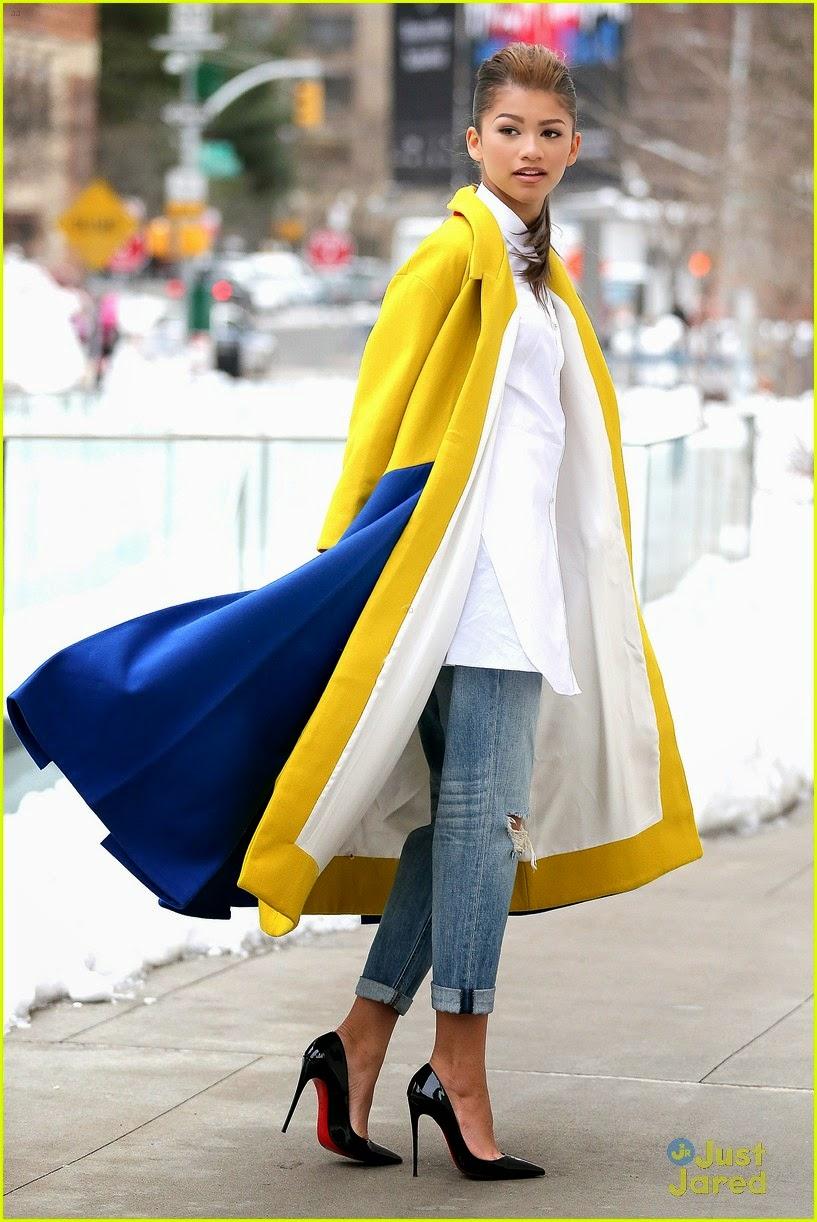 Piffy Celeb Fashion Zendaya