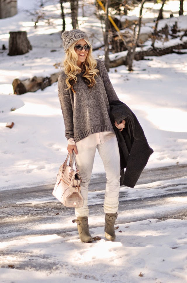 Winter White Done Right