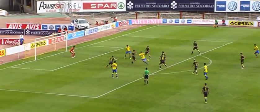 3-1 Gol Marcelo Silva