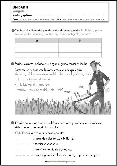 http://www.primerodecarlos.com/TERCERO_PRIMARIA/febrero/Unidad8/lengua/fichas/lengua11.pdf