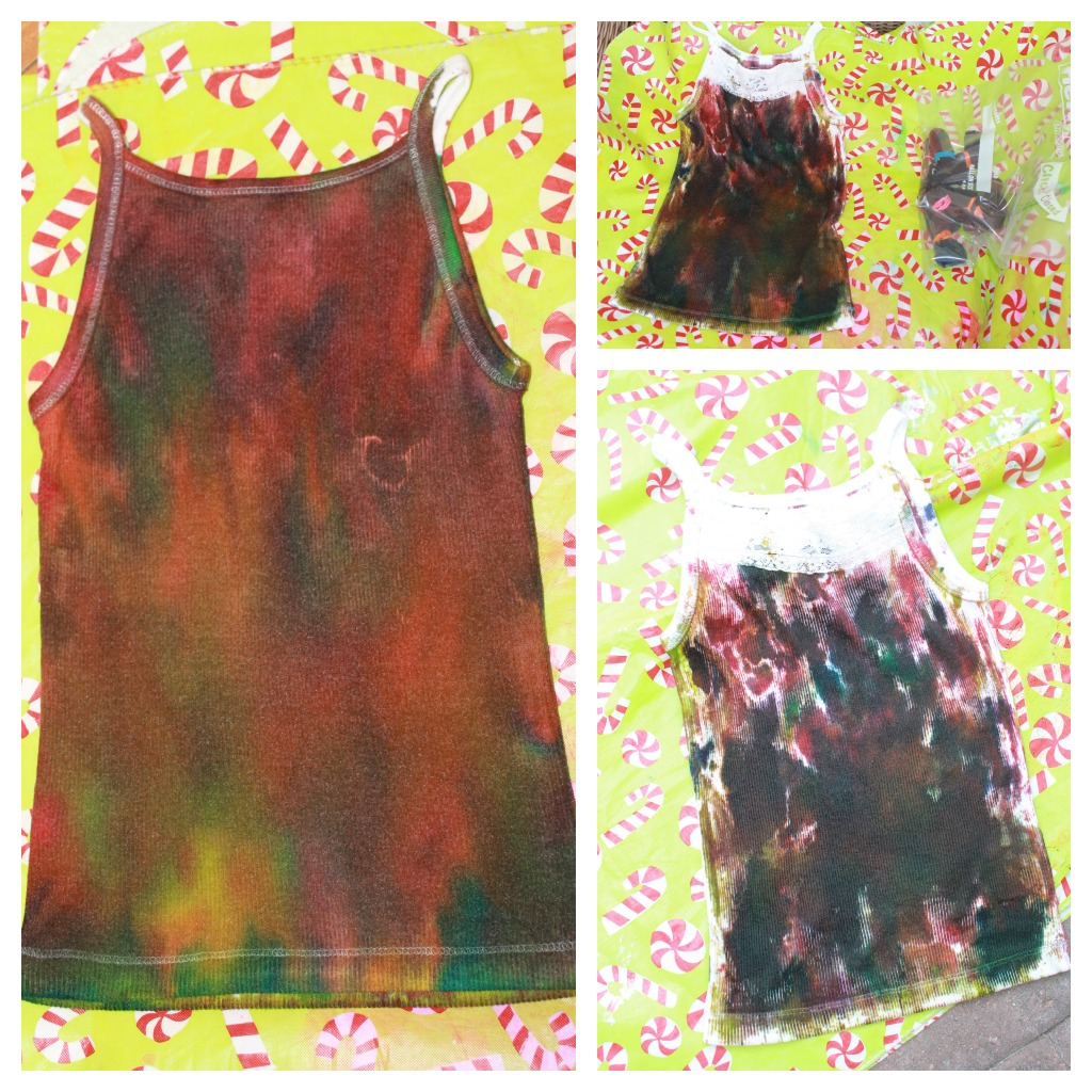 How To Tie Dye With Food Coloring On A Shirt Edge Engineering And