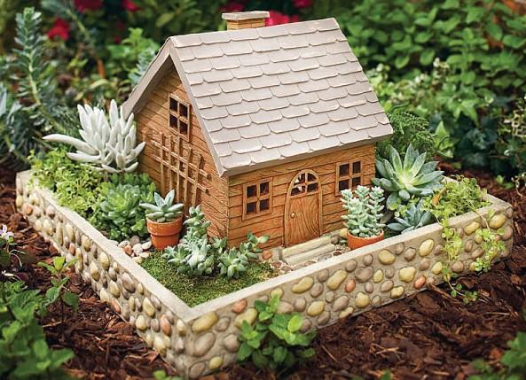 Meu Palácio De 64m²~ Mini Jardins No Vidro