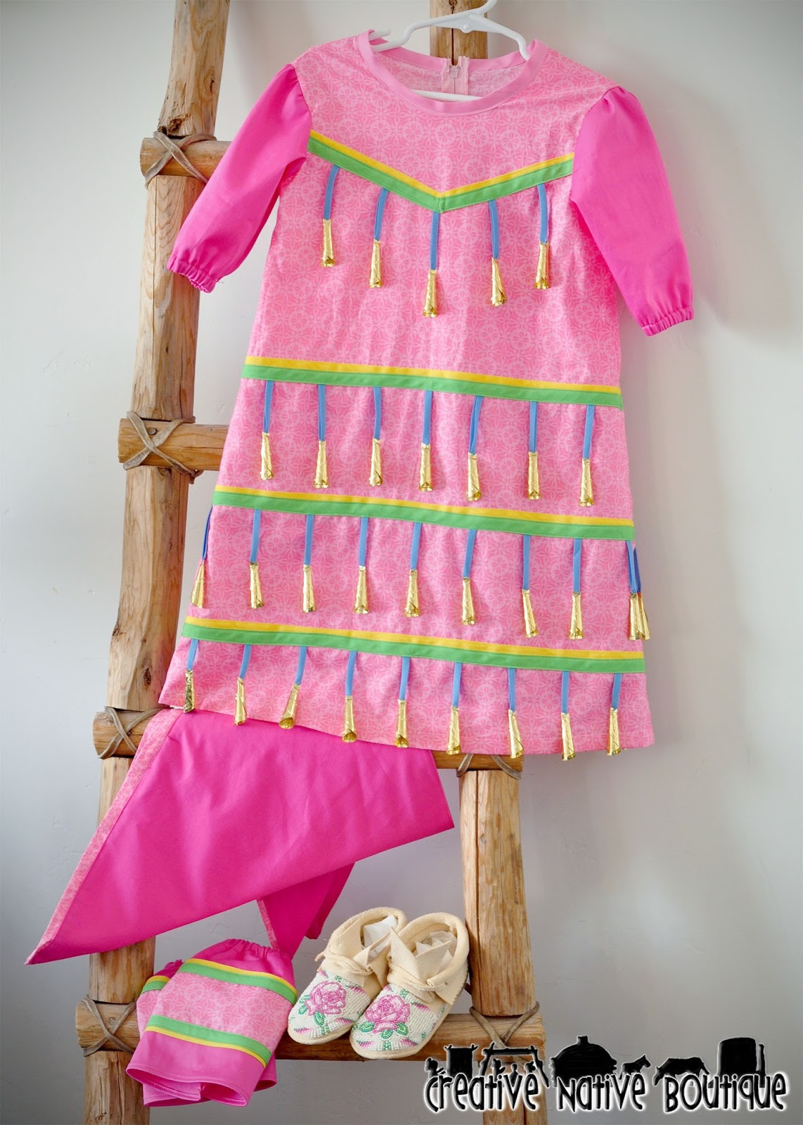 creative boutique custom s jingle dress