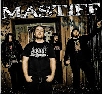 Interview with Melbourne Groove Metal band MASTIFF