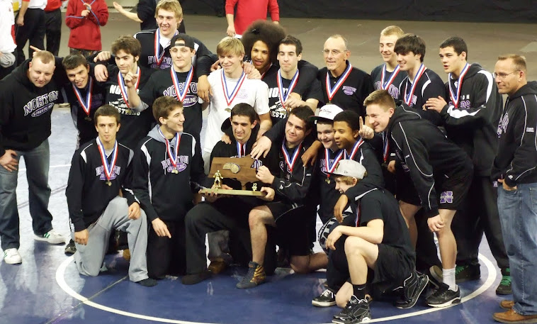 Norton High School Wrestling: November 2013