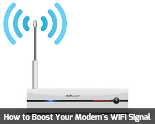 How to Improve Your Modem's WiFi Signal Range