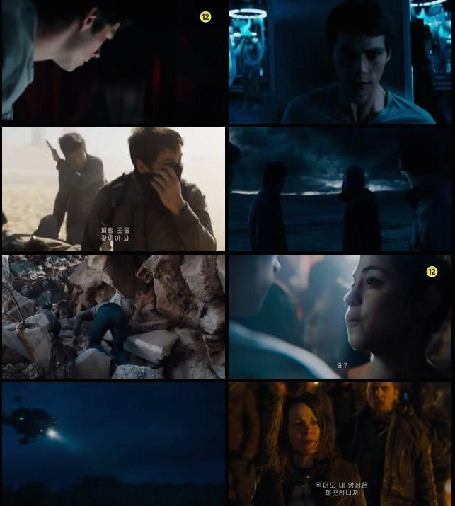 Maze Runner The Scorch Trials 2015 HDRip 720p XviD 800mb