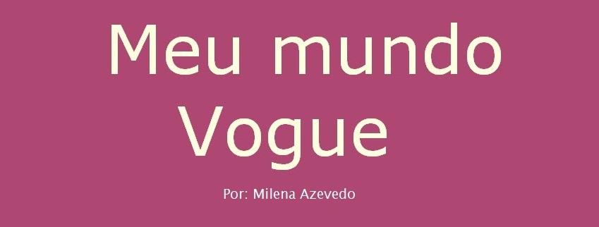 Meu mundo Vogue