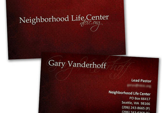 52) Business Card