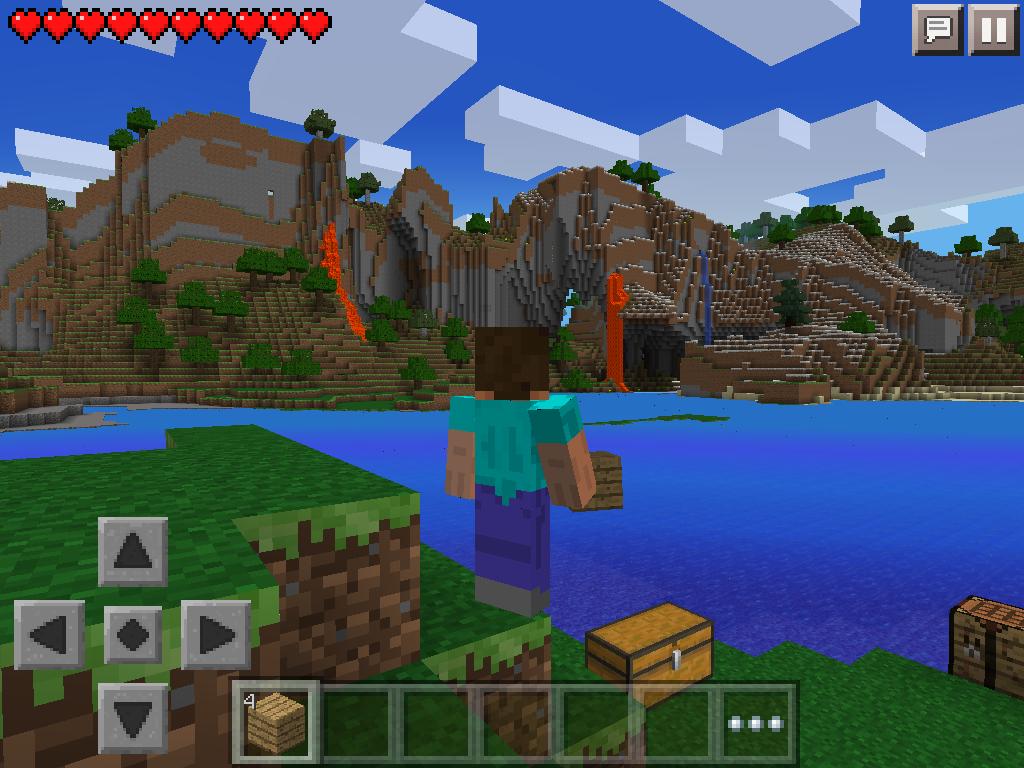 Скачать Minecraft PE 1.2.10 для Андроид (Полная версия ...