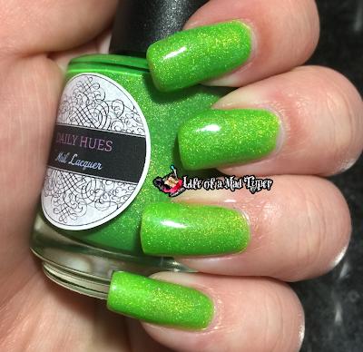Fiona Daily Hues nail lacquer