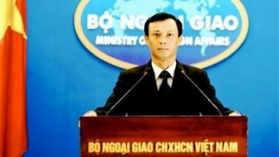 Việt Nam quan tâm và theo dõi sát vụ kiện Philippines – Trung Quốc