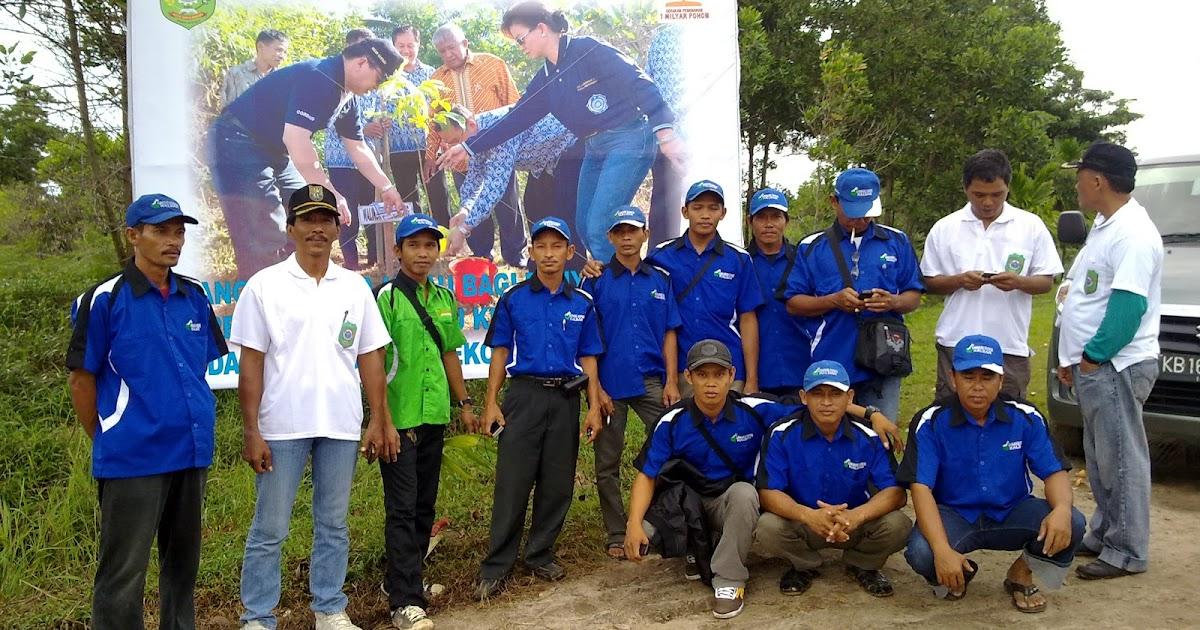 Gaharu Dan Moment Peringatan Hari Menanam Pohon Indonesia