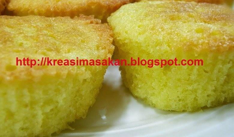 Mamon Cake Kue Sponge Bolu Filipina