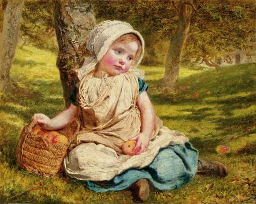 Sophia Andrson resimleri (1823-1903)