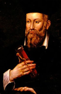 """Nostradamus1"". Licensed under Public Domain via Wikimedia Commons - http://commons.wikimedia.org/wiki/File:Nostradamus1.jpg#/media/File:Nostradamus1.jpg"